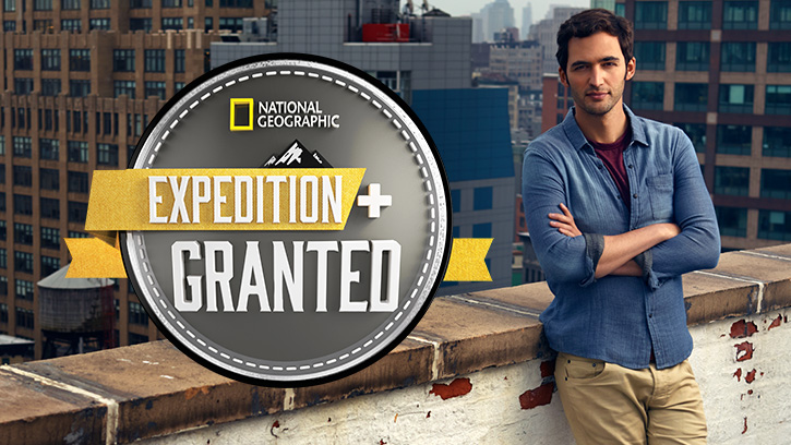National Geographic Expedition Granted