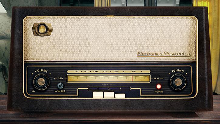 Amazon Studios Resistance Radio
