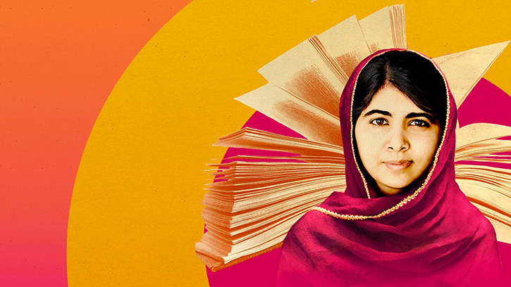National Geographic He Named Me Malala