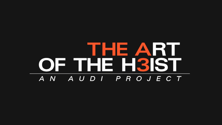 Audi Art of the Heist