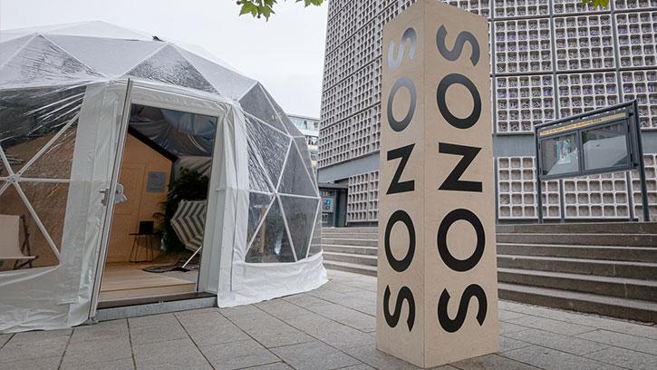 Sonos Immersive Installation