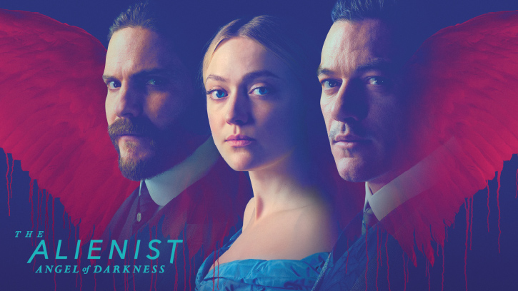 TNT The Alienist: Angel of Darkness