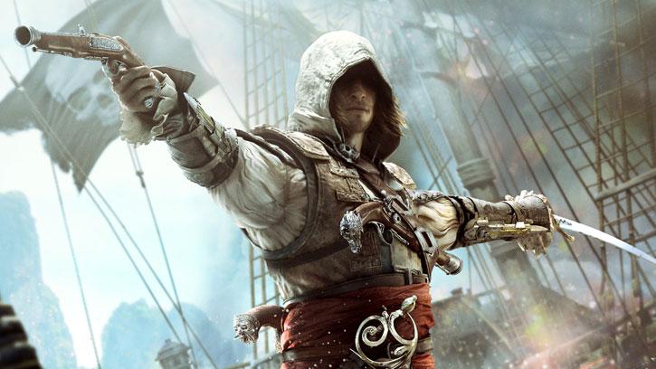 Ubisoft Assassin's Creed IV: BlackFlag